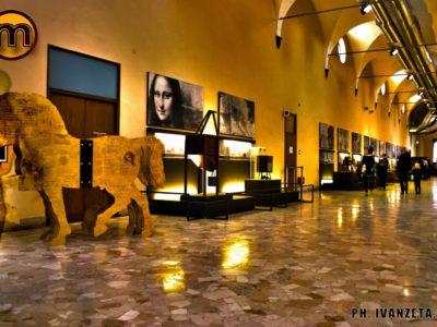 MUSEO DELLA SCIENZA E DELLA TECNICA DI LEONARDO DA VINCI