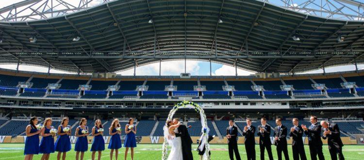 Settembre matrimoni allo Stadio San Siro va a nozze