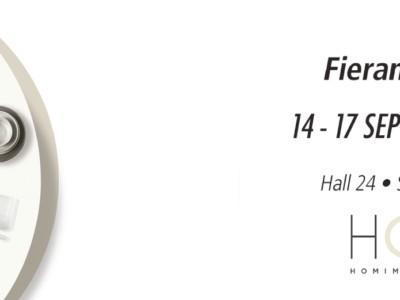 HOMI 2018 Dal 14 al 17 Settembre 2018 Fiera Milano Rho