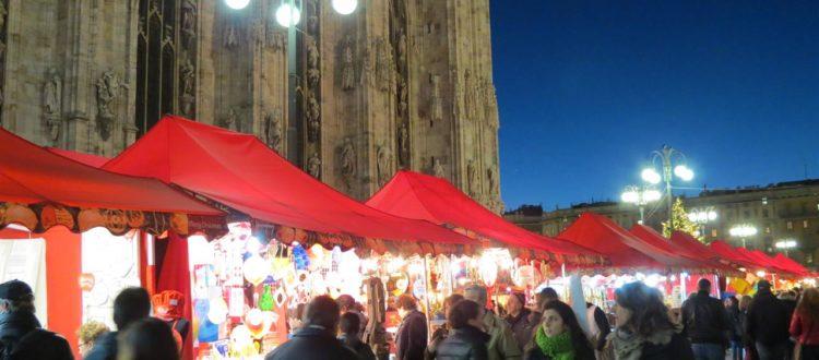Mercatini di Natale in Duomo