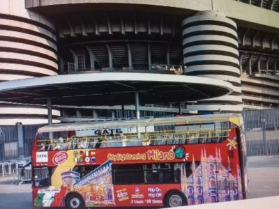 san siro red bus