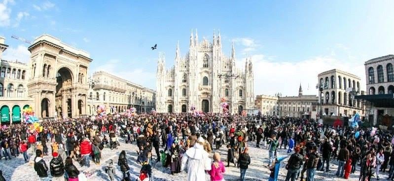 CARNEVALE A MILANO 2019