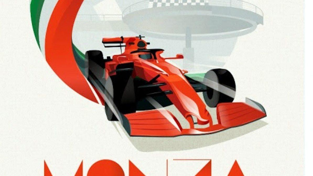 Formula 1 Autodromo di Monza 10 -12 settembre 21